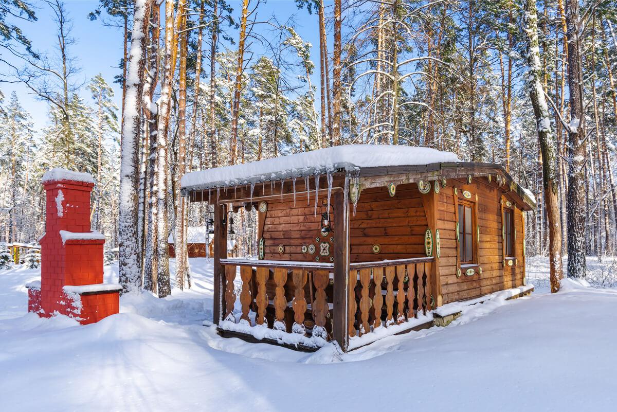 турбаза лесная сказка воронеж фото зима лучшие предложения запросу