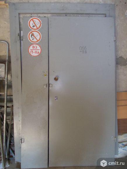 стальные двери проем 1400