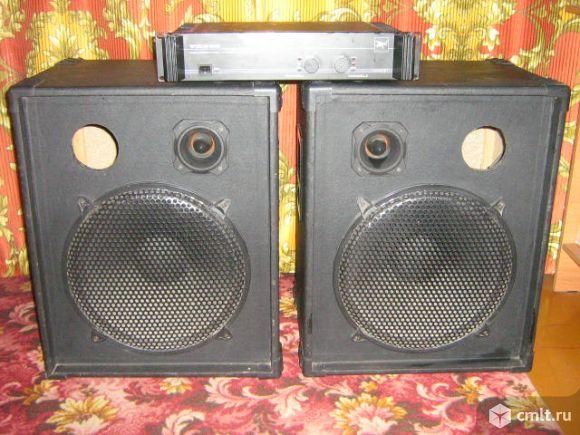 Усилитель park audio vx500-8 mkii
