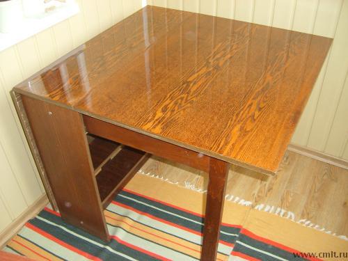 Полировка стола