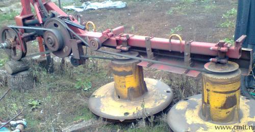 Роторная косилка своими руками для трактора видео