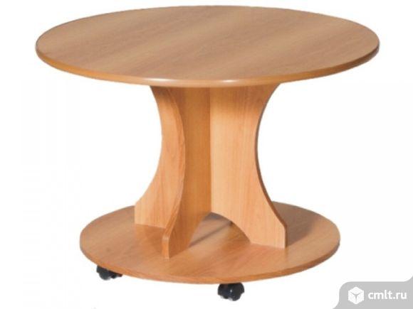 Круглый стол на колесиках своими руками 18