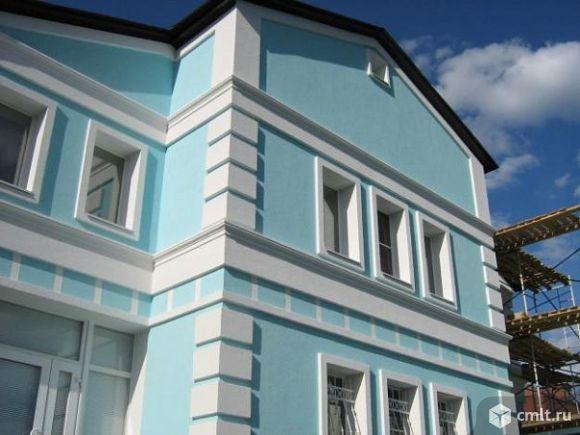 Ремонт фасадов зданий в спб