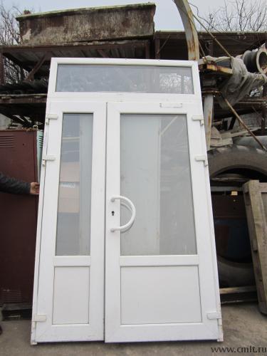 дверь входная б стеклопакет