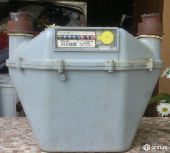 Счетчики газа бытовые МКМ G6