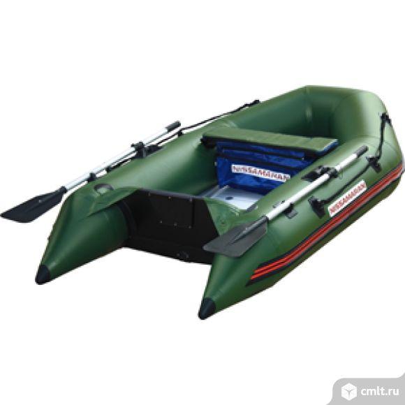 лодка ниссамаран 270