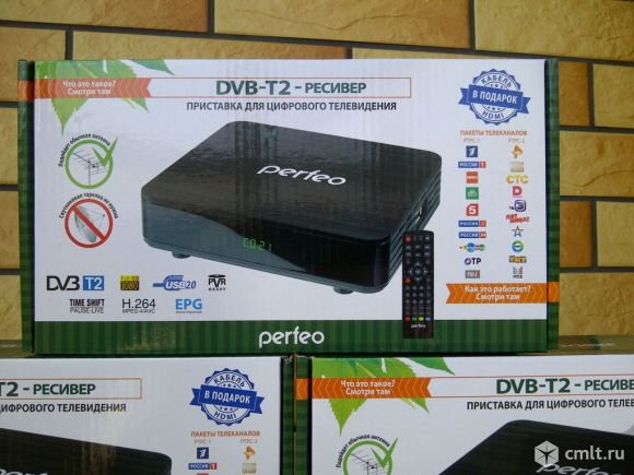 телевизор с dvb-t2 тюнером не ловит каналы