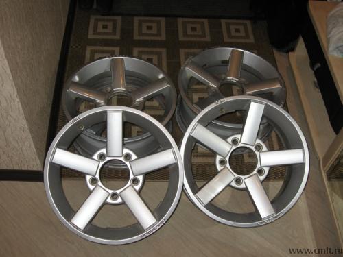 Колесные диски kk 5 спиц - купить по выгодной цене на яндексмаркете