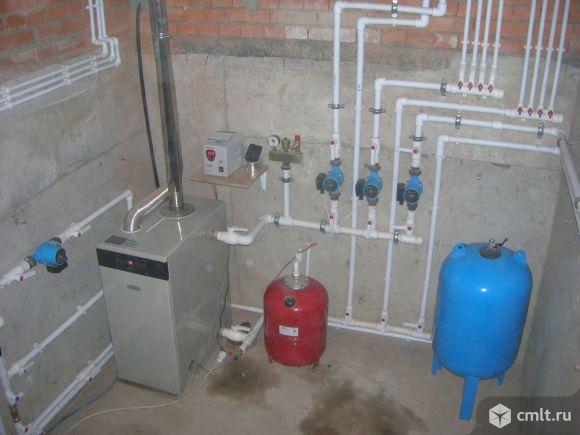 Полипропиленовое отопление частного дома своими руками