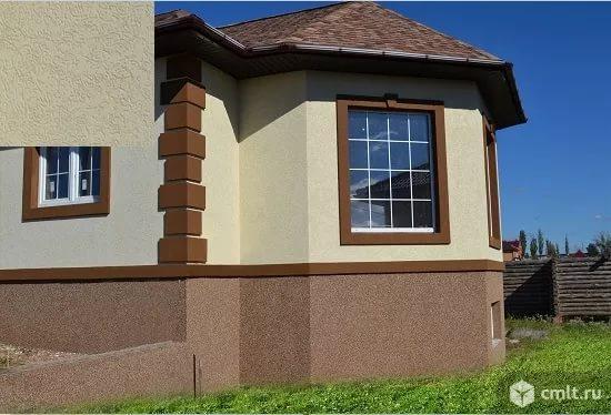 дом из короеда фото одноэтажный