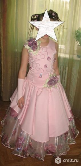 357d7f80e976535 Продам выпускное, нарядное платье для девочки — Воронеж — Доска ...