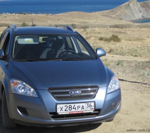 Купить автомобиль Kia Ceed SW new (Киа Сид