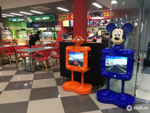 Игровые автоматы для детей минск