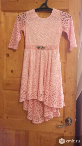 4986f256ee5 Продам нарядное платье для девочки 10-12 лет — Новая Усмань — Доска ...