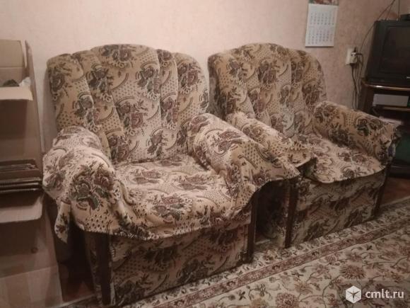 мягкий уголок диван кровать и 2 кресла воронеж доска