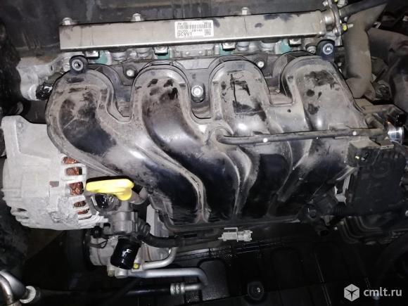 Hyundai Solaris 2 Двигатель G4FG