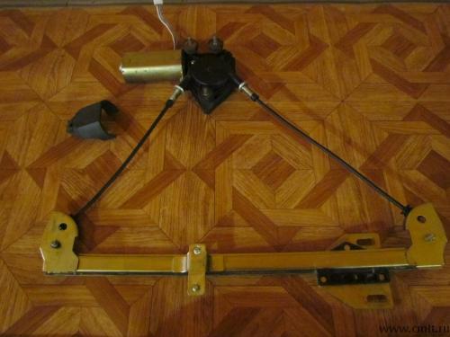 Фото №15 - механизм стеклоподъемника ВАЗ 2110