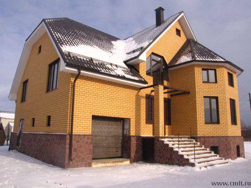 Красивые коттеджи и загородные дома: 69 фото, идеи дизайна