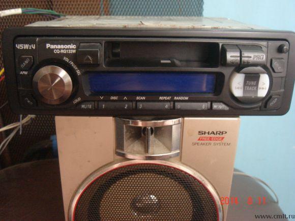 Panasonic CQ-RG133W
