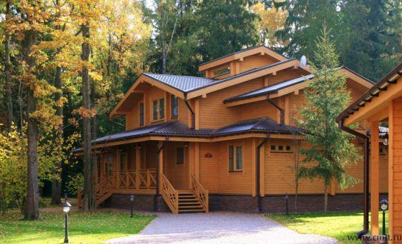 Проекты одноэтажных домов и коттеджей от компании