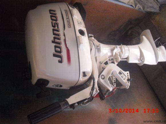 подвесные моторы johnson 4