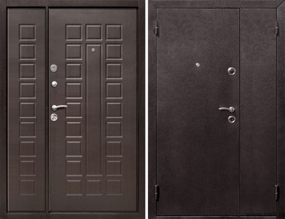 двери стальные 1200