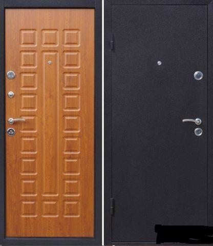 дверь входной железные