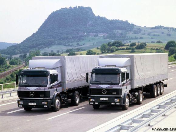 Профессиональные грузовые перевозки