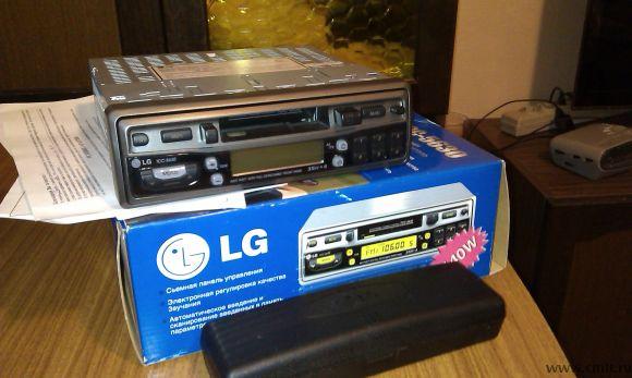 Автомагнитола LG TCC-5630,