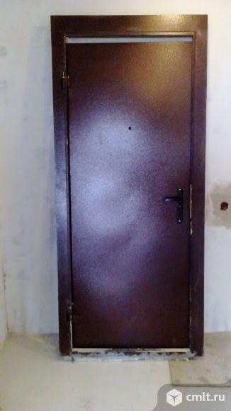 металлические двери 80 205