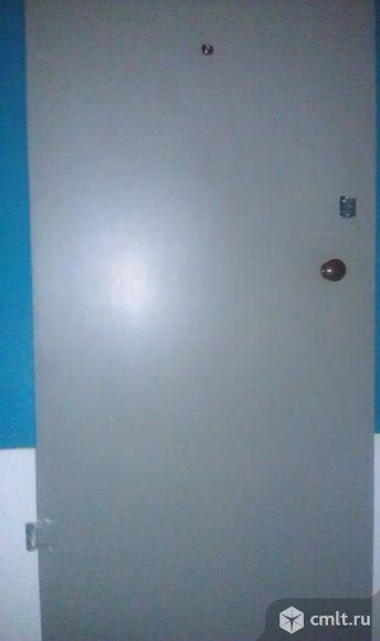 двери металлические 210 см