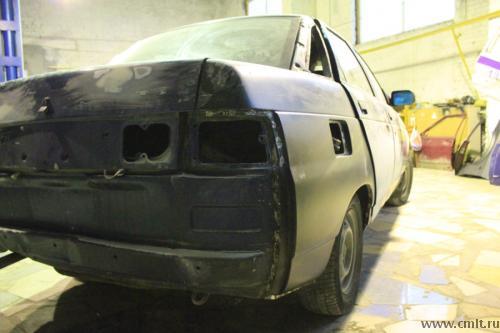 Фото №12 - ремонт ВАЗ 2110 своими руками